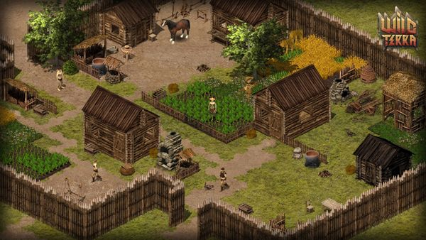 Wild Terra Online sort d'Early Access le 18 Décembre